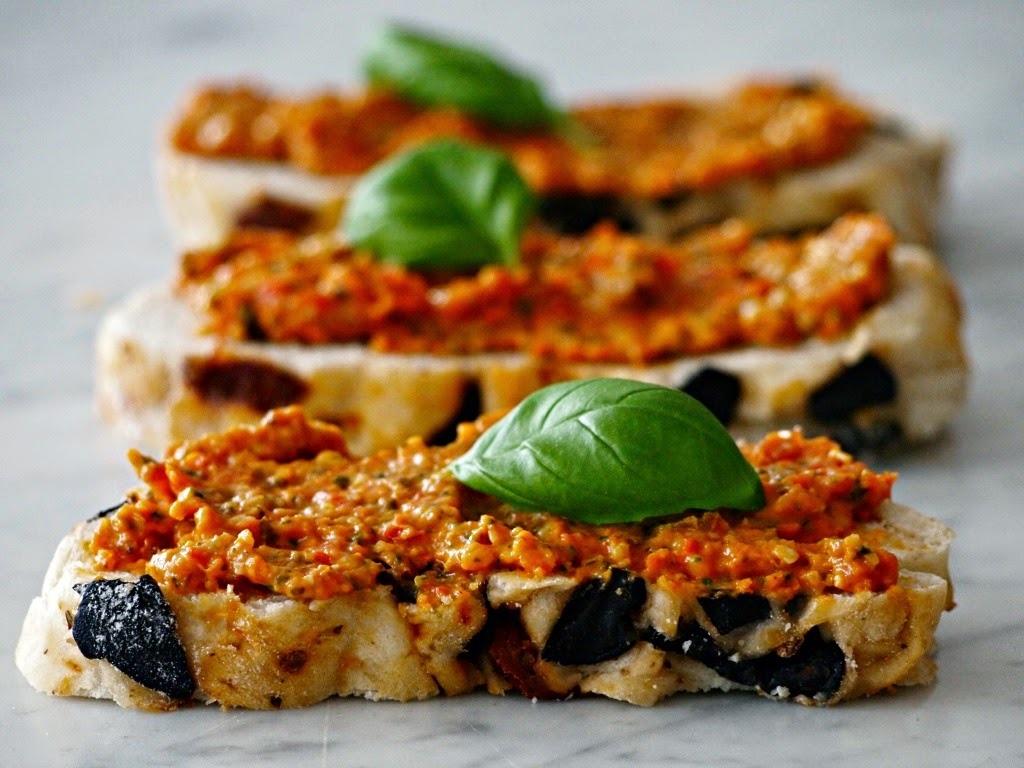 Recept Pesto Rosso Rode Pesto Tomaat