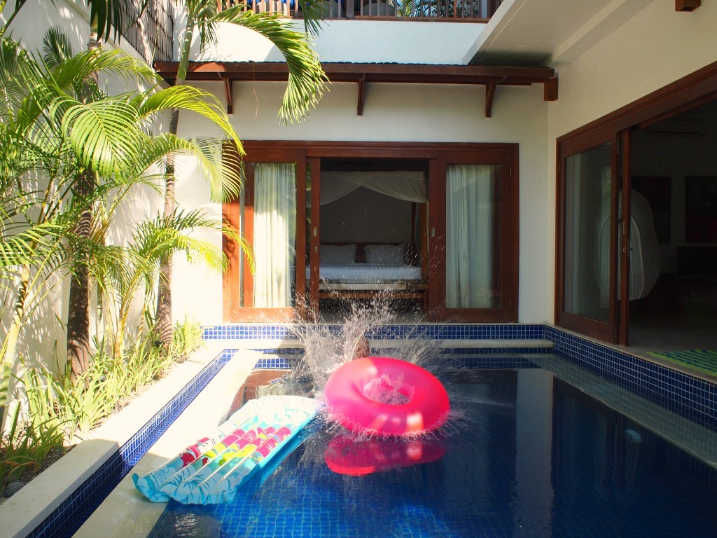 Bali Seminyak Droom accomendatie  verblijf vila zwembad