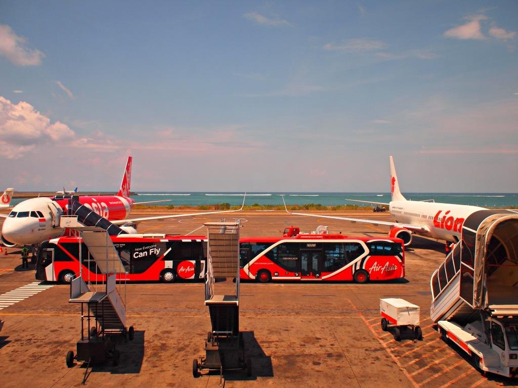 Reisverslag bali vertrek vliegtuig vliegveld