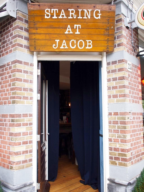 Brunch Hotspot Amsterdam West Staring at Jacob