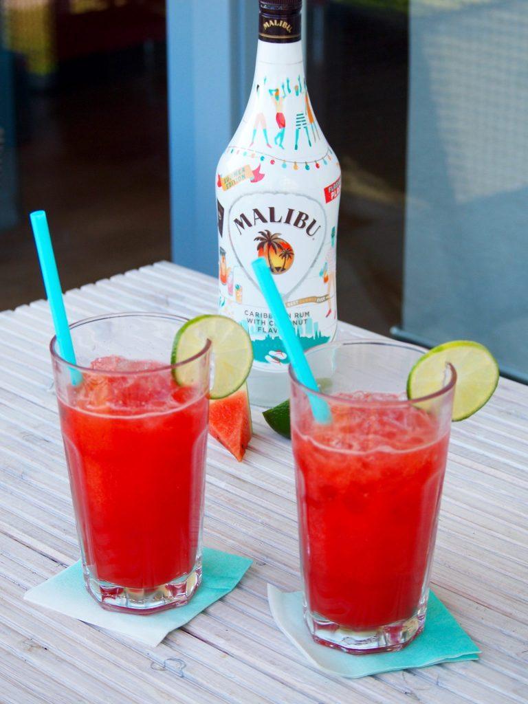 Recept Watermeloen cocktails heerlijke zomerse cocktail