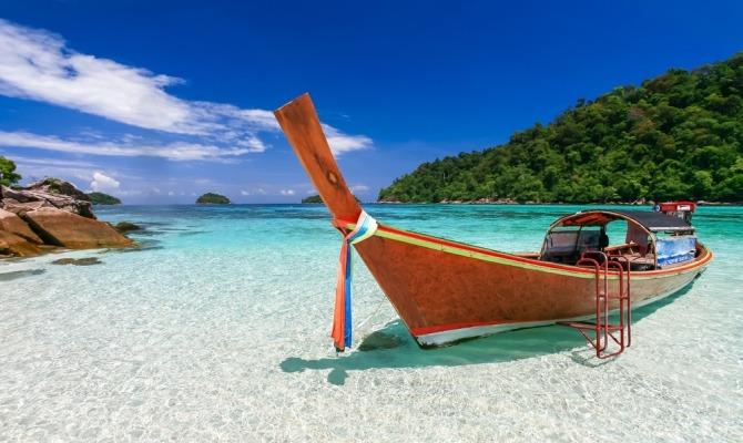 Ko Lipe Droombestemming Thailand