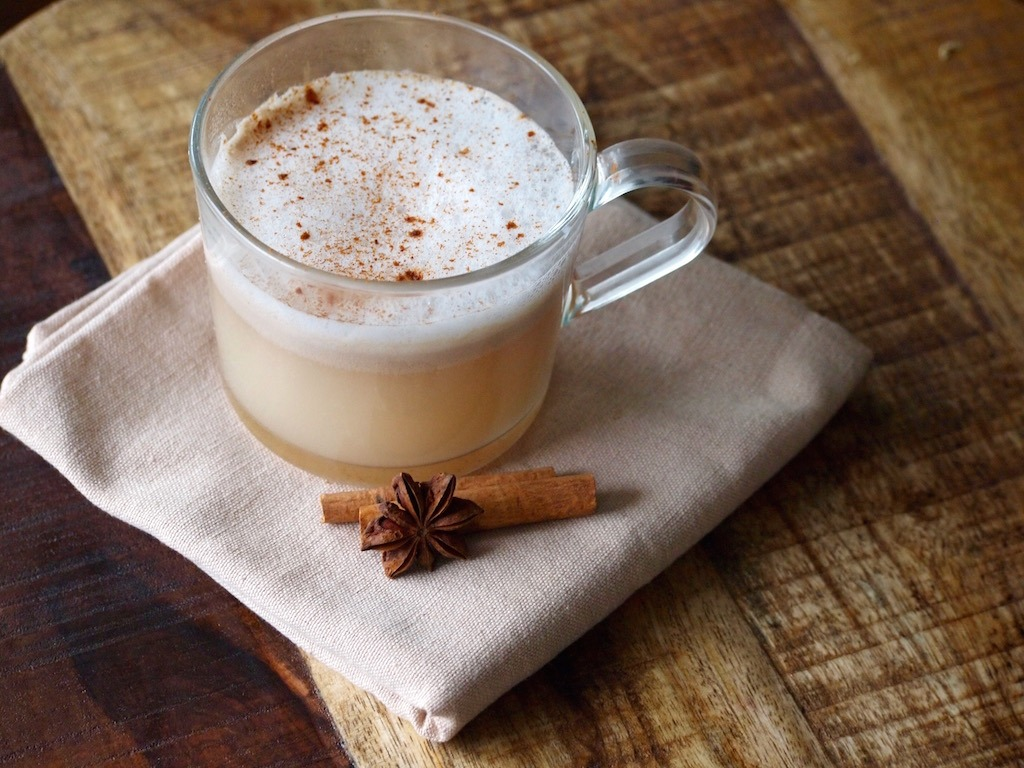 Recept Chai Latte zelf makenn