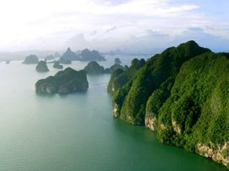 phang nga droombestemming thailand