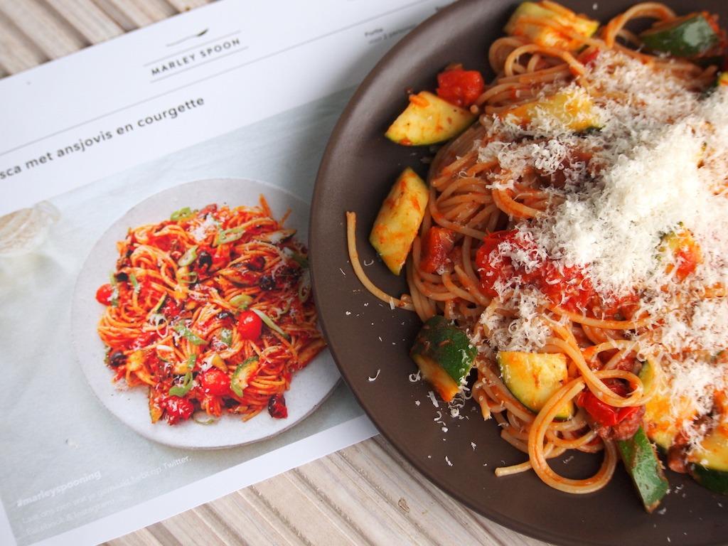Marley Spoon maaltijdbox review