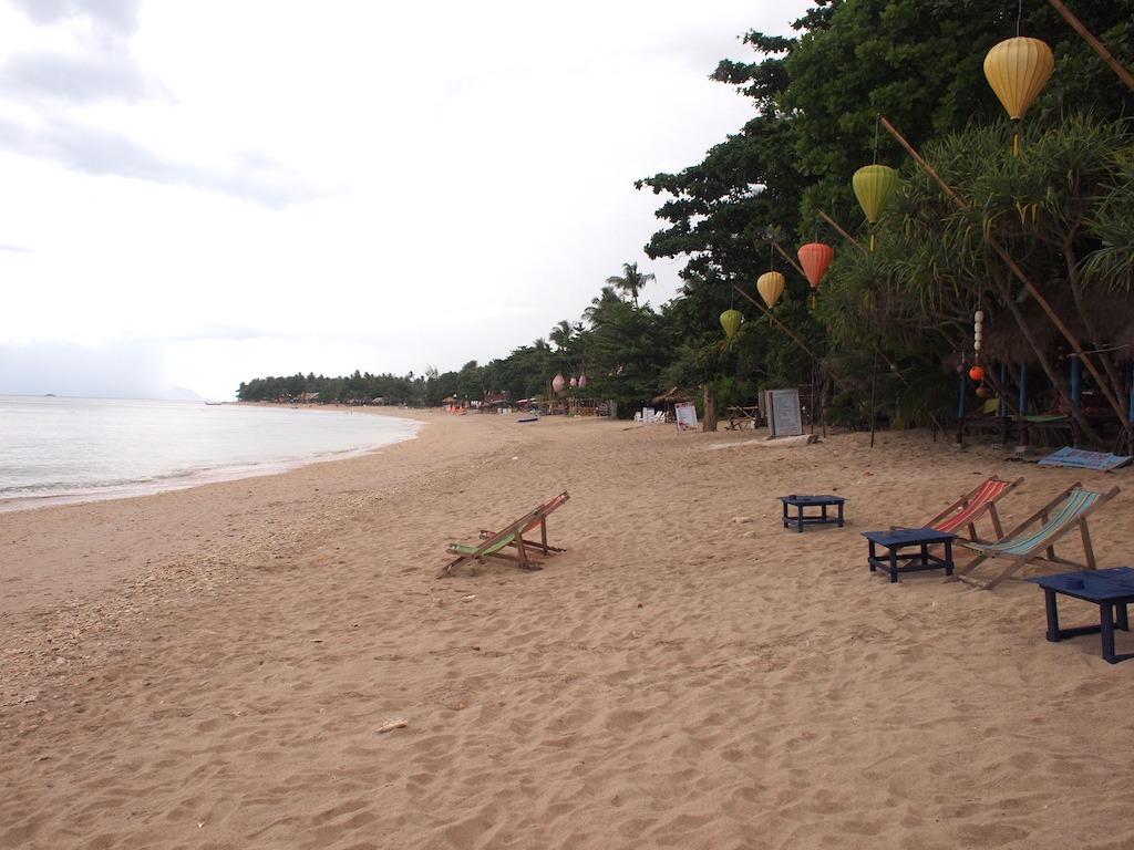 Klong Khong mooiste strand van Ko Lanta