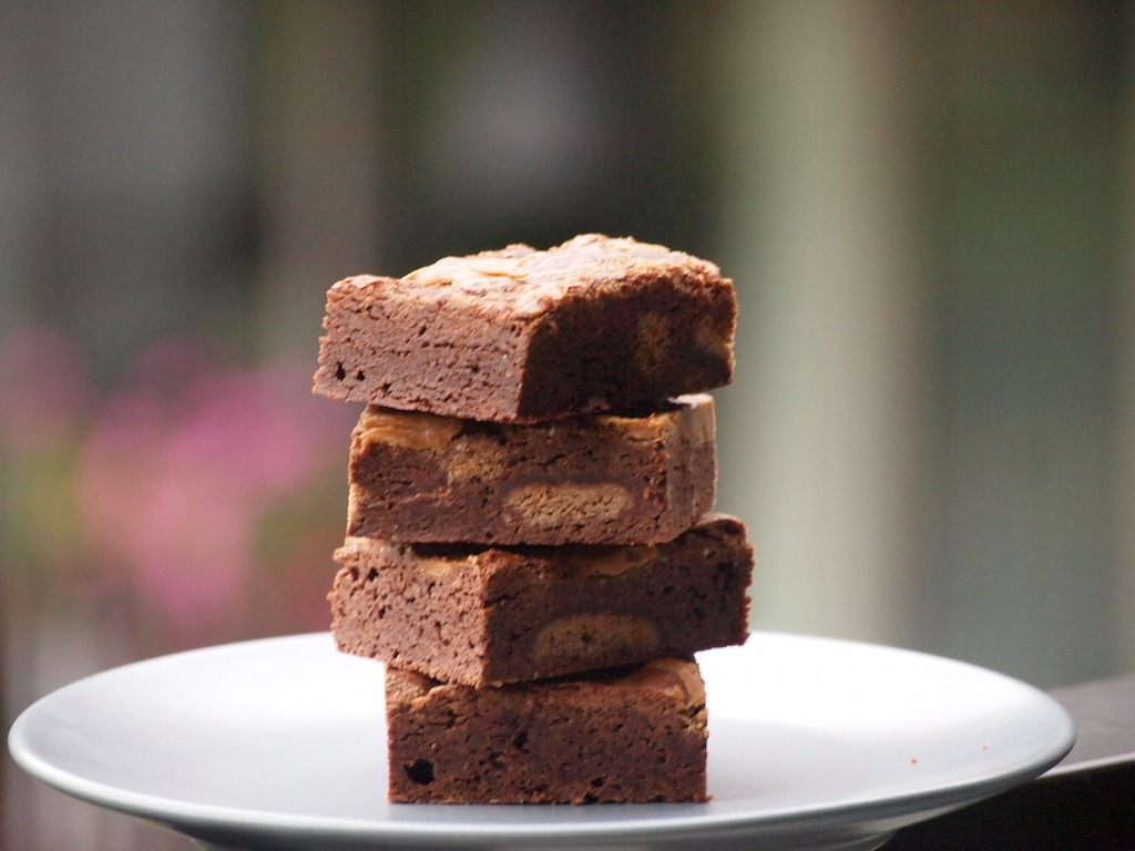 Recept speculaas brownies