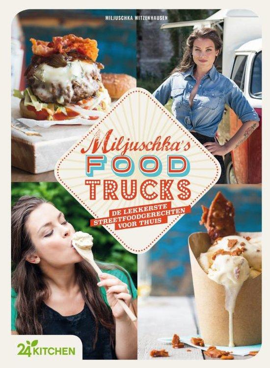 Kerstcadeau kookboek Miljuschka Food Trucks