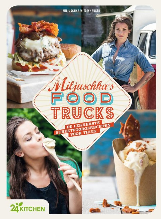 Kerstcadeau kookboek Miljuschka Food Trucks
