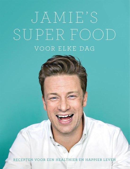 Kerstcadeau kookboek jamie oliver super food