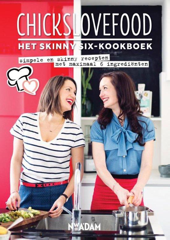 Kerstcadeau kookboek skinny six