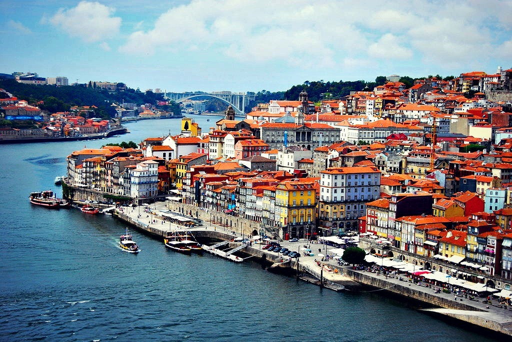 Porto of Lissabon
