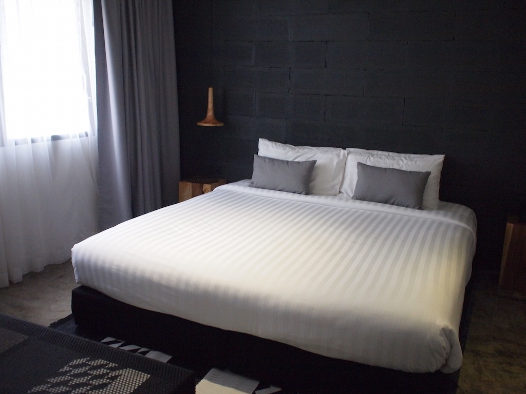La Pause Hotel Hat Yai bedroom
