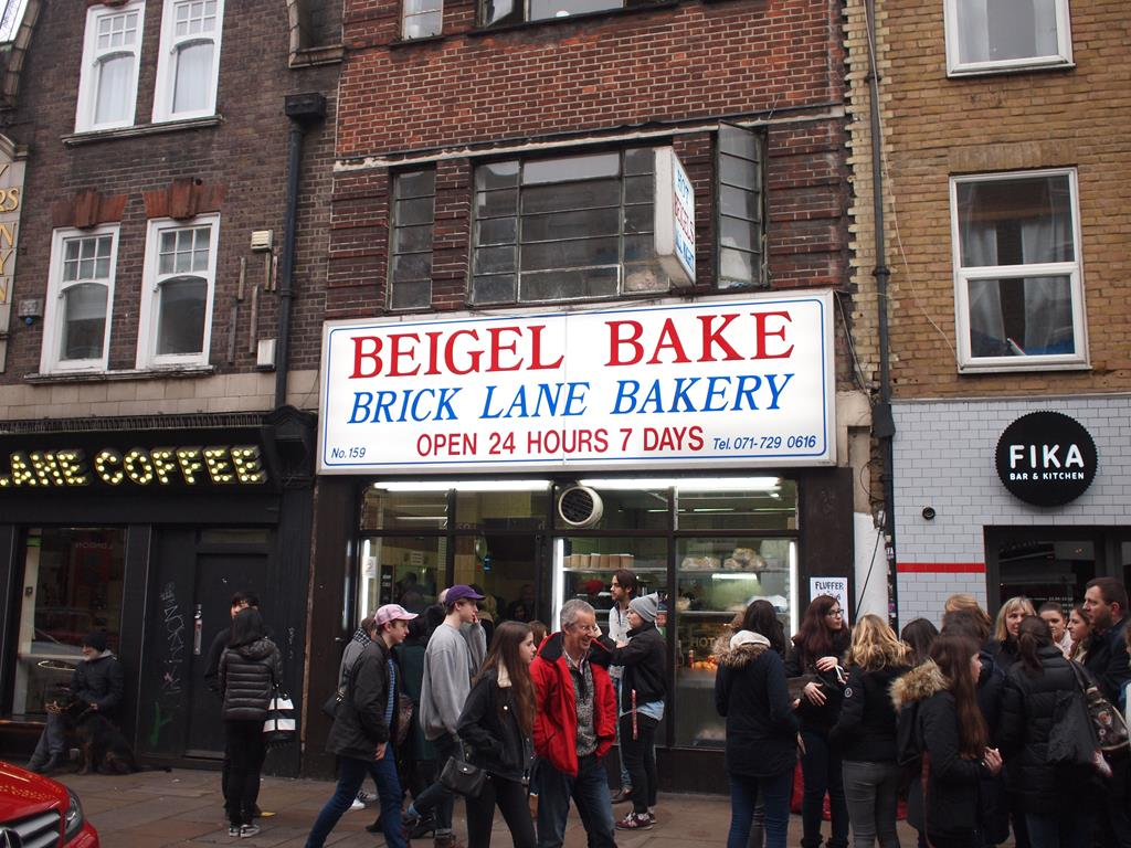 Hotspots Brick Lane Beigel bake