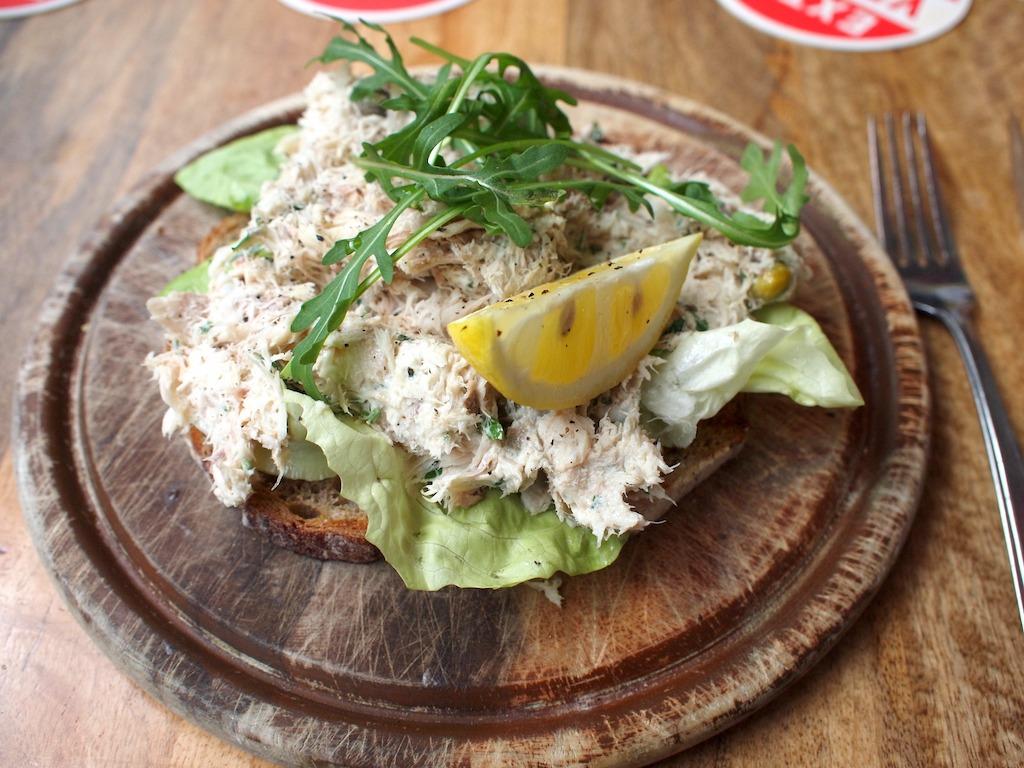 Stadcafe van mechelen Amsterdam Zuid heeft heerlijke broodjes