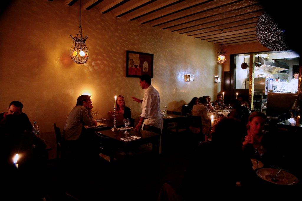 Tip restaurantweek Amsterdam 2016 Zina