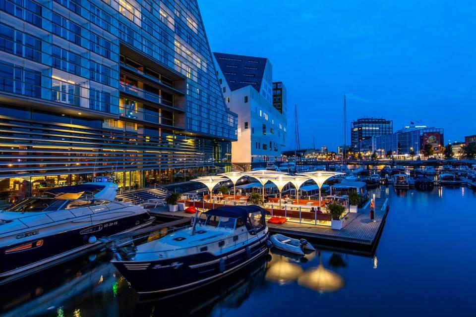 Tip restaurantweek Amsterdam I Dock 2016