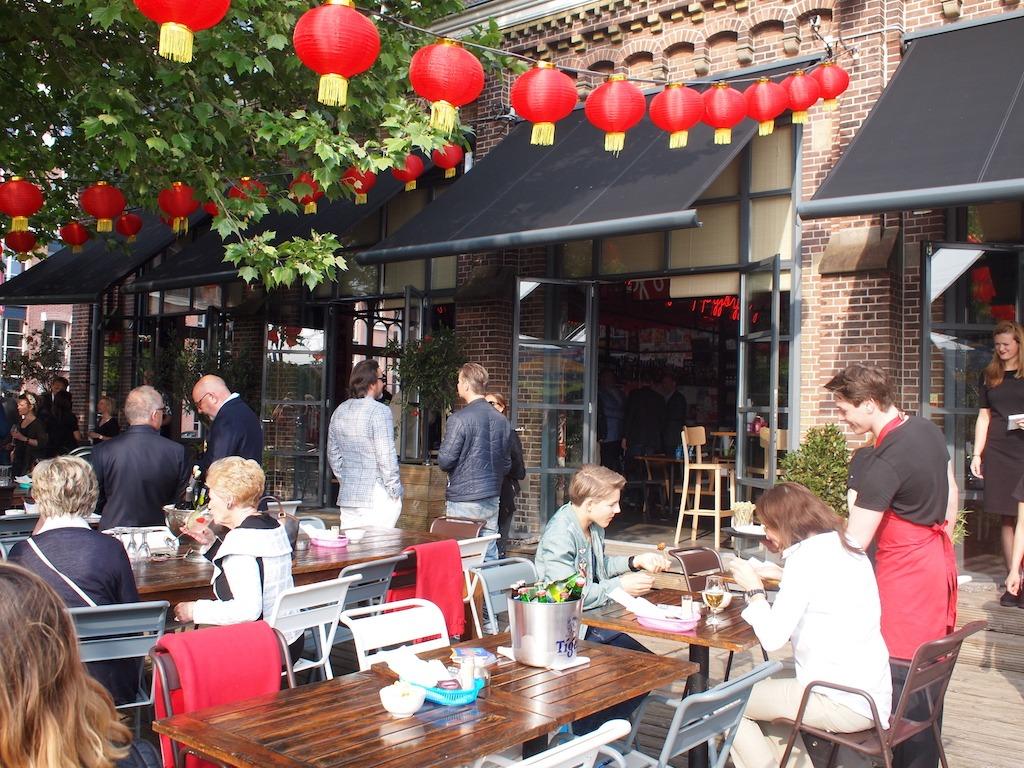 HappyHappyJoyJoy East Amsterdam Oost Aziatisch streetfood