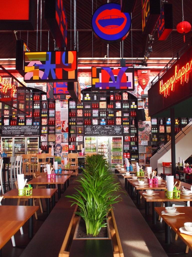 HappyHappyJoyJoy East Amsterdam Oost Aziatisch