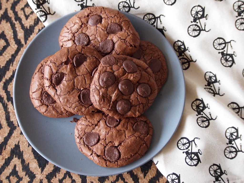 Recept brookie brownie cookie masterchef Australia