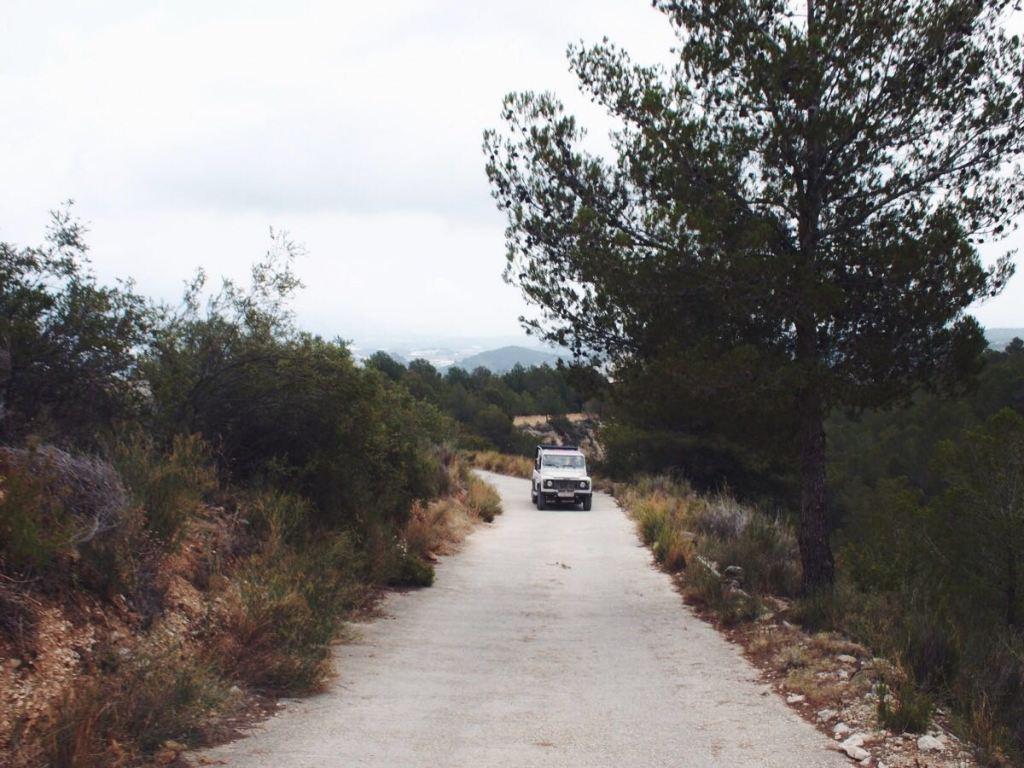 Things to do Benidorm Jeep Tour