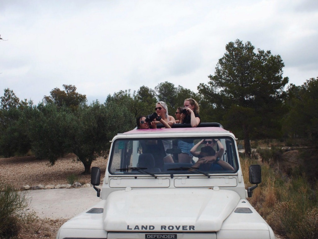 Things to do in Benidorm jeep tour marco polo