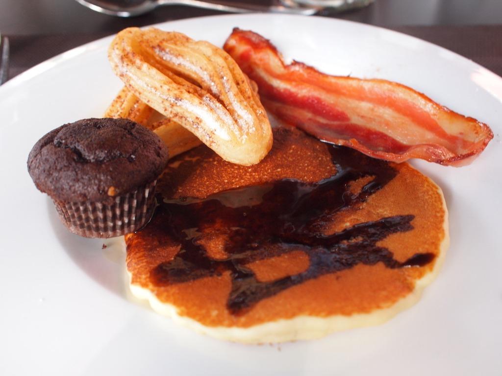 Asia Gardens hotel Benidorm Spanje het ontbijt