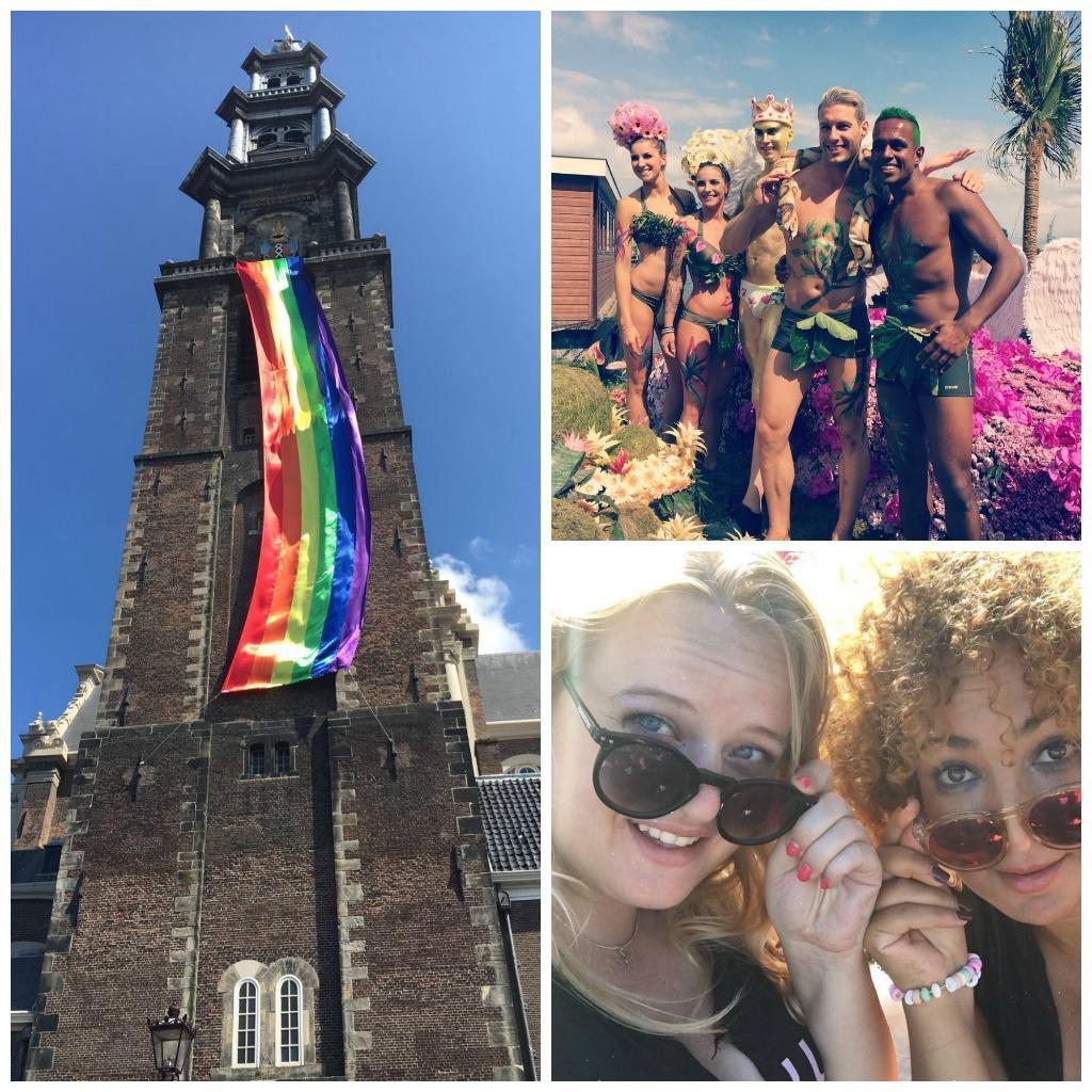 FF weekoverzicht 1 Zaterdag gay parade