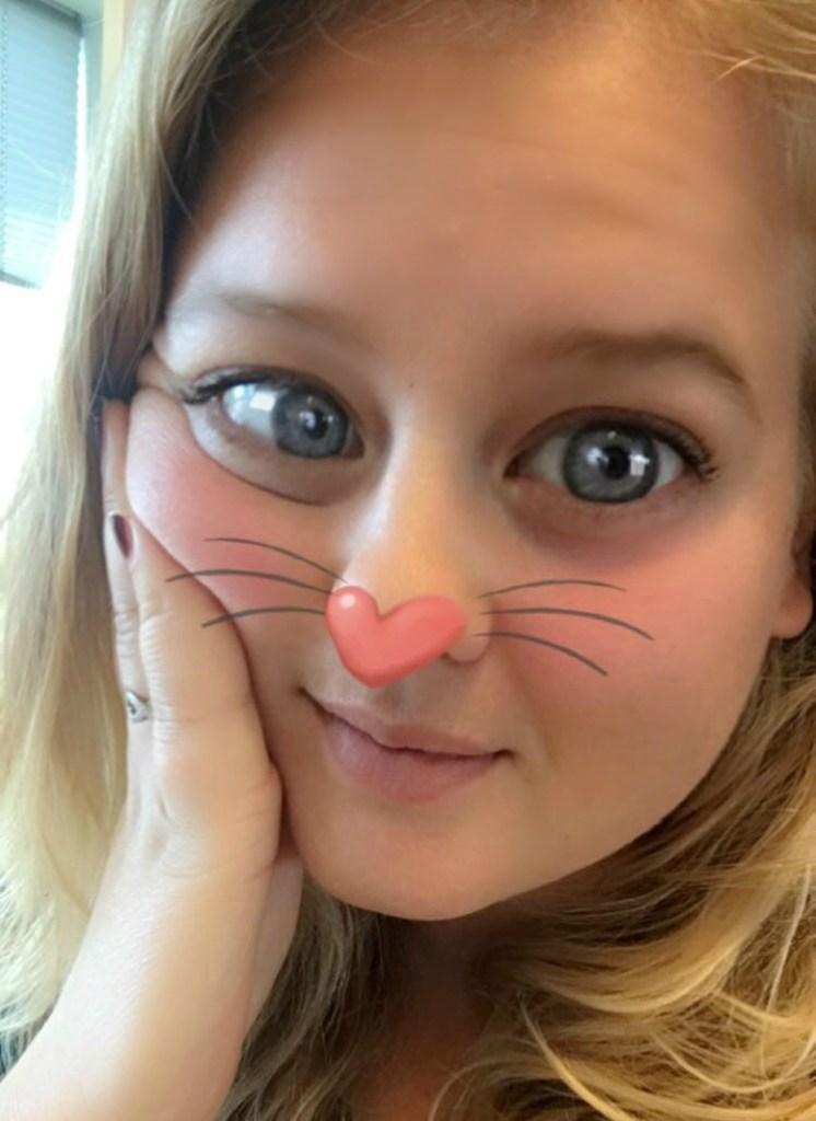 Weekoverzicht 3 Snapchat cat