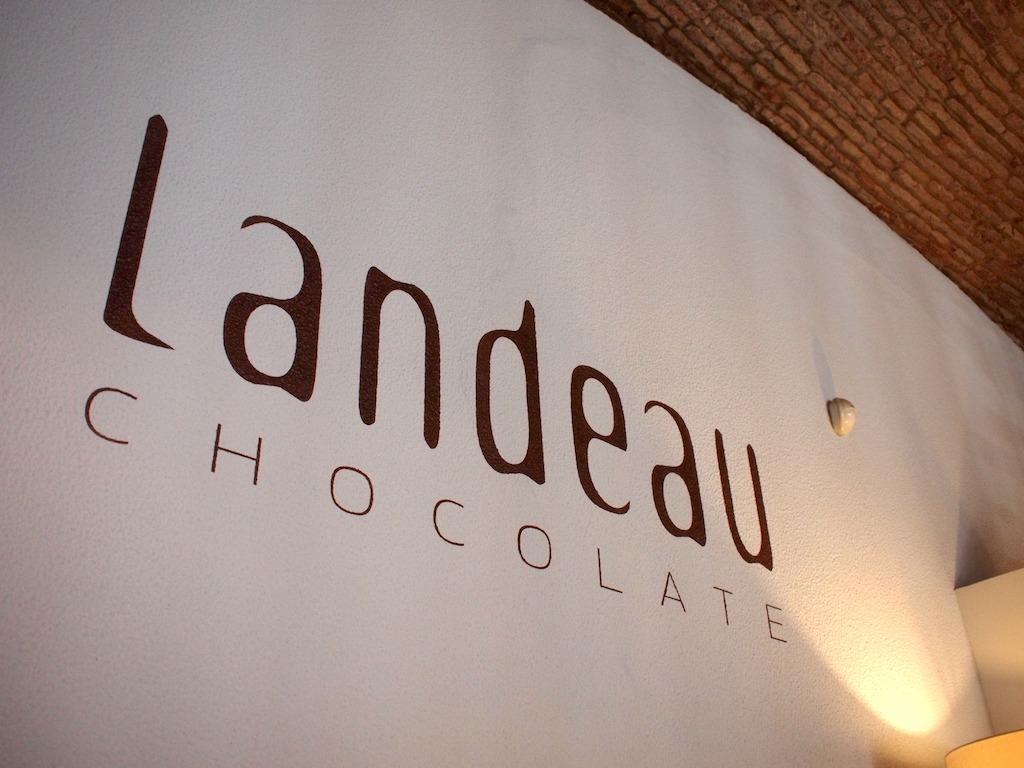 Hotspot lissabon Landeau chocolate