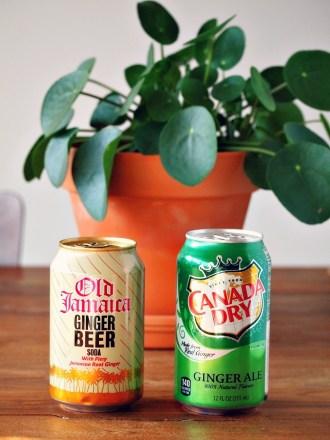 Verschil Ginger Beer en Ginger Ale