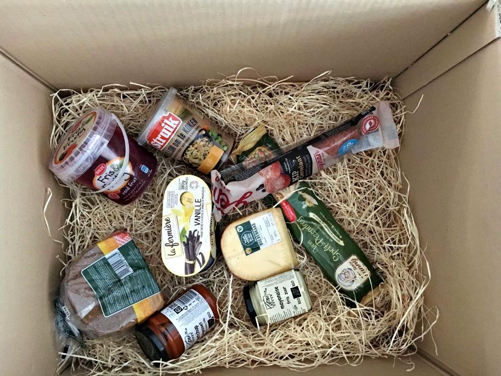 Foodiebox Herfs