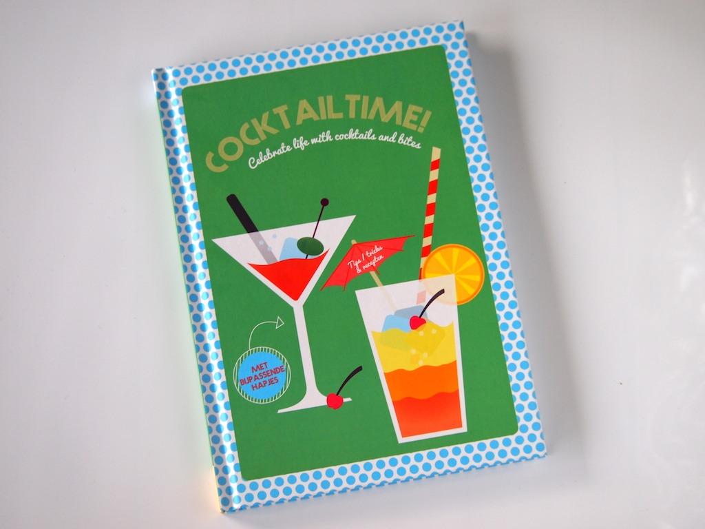 Xenos bloggers kookboek Cocktail time