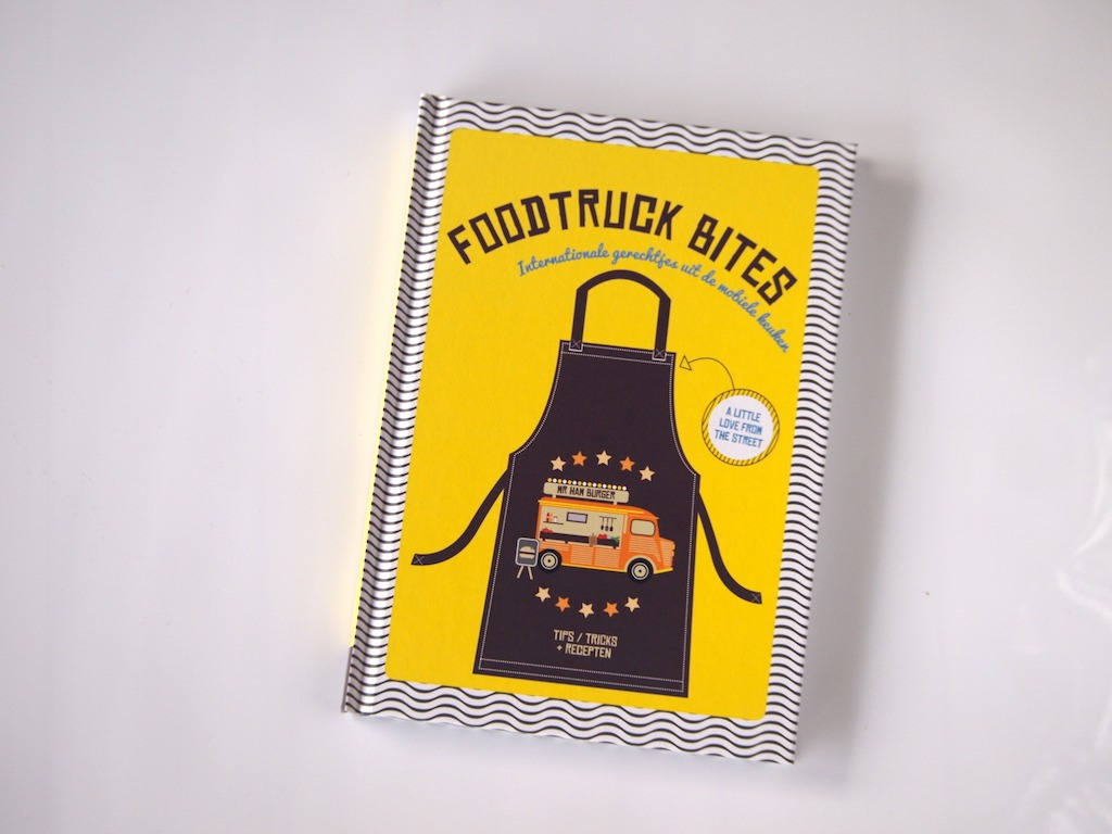 Xenos bloggers kookboek Foodtruck Bites