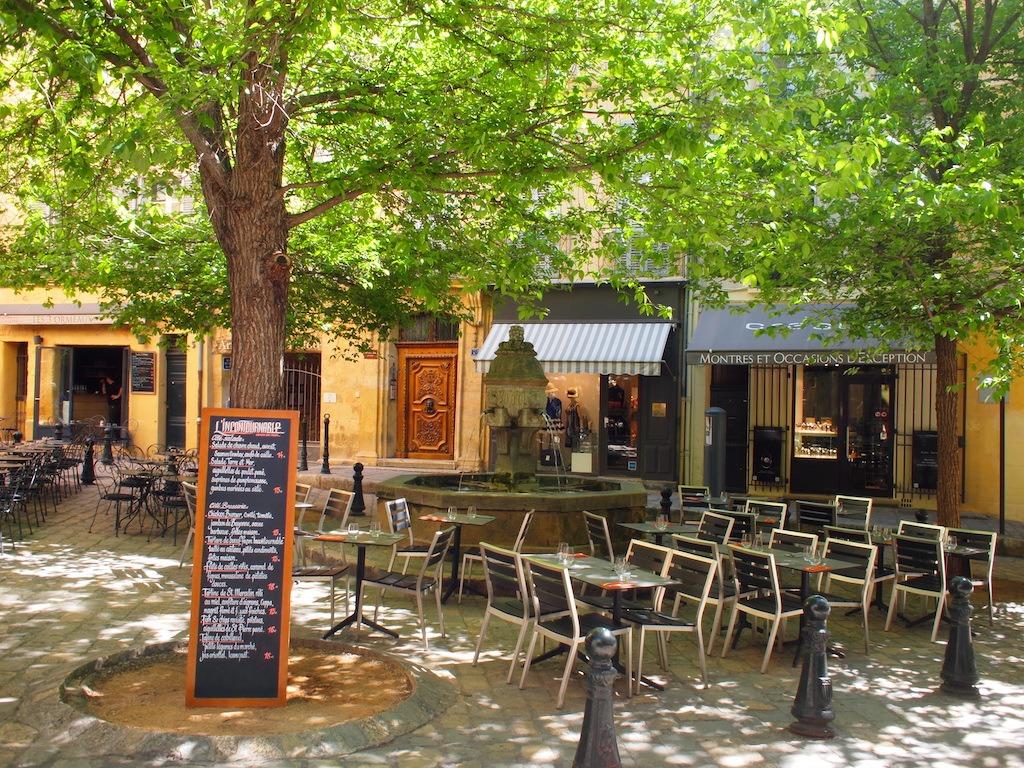 Leuke restaurants aix-en-provence