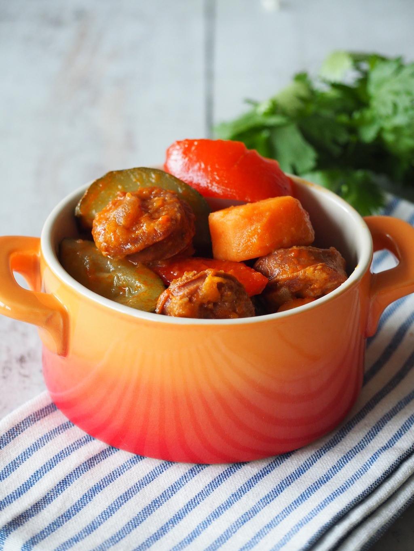 Recept voor winterse Spaanse stoofpot met Chorizo