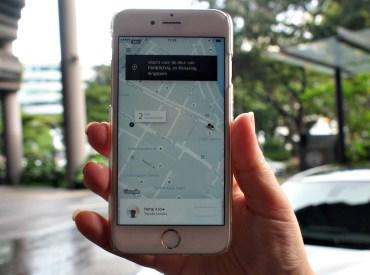 Taxi apps voor op reis