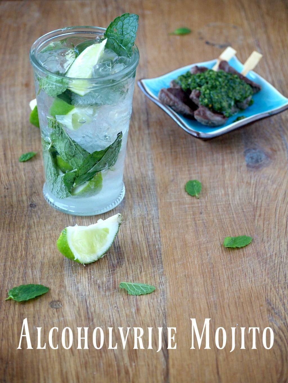 Alcoholvrije Mojito