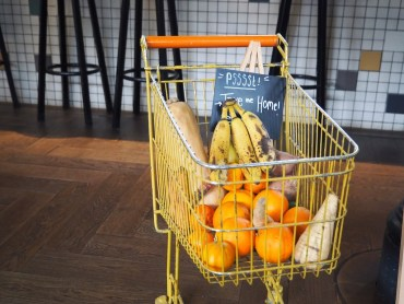 Instock Amsterdam tegen voedsel verspilling