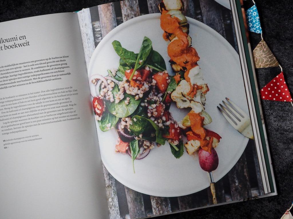 Vega Feest vegetarisch recept kookboek