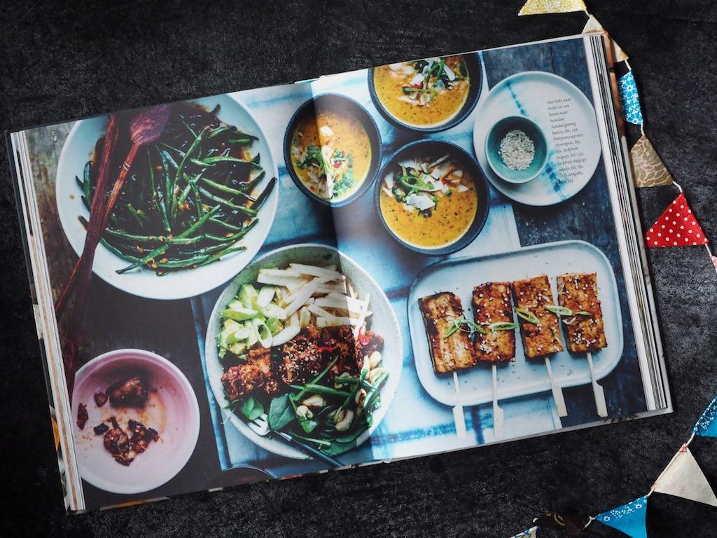 Vega Feest vegetarisch kookboek