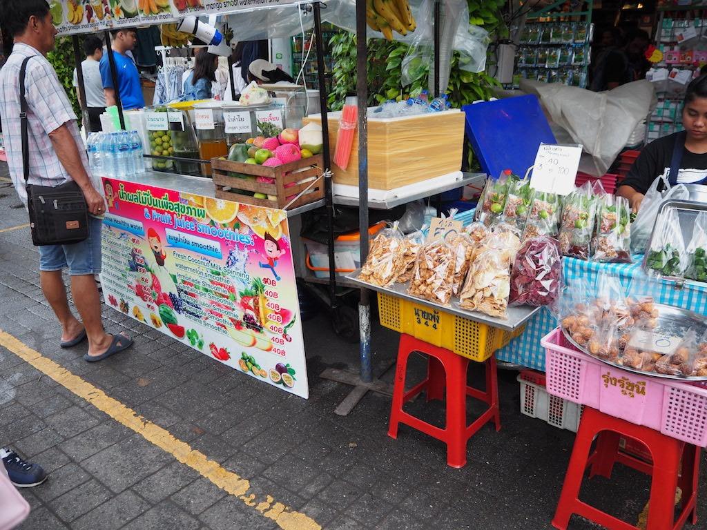 chatuchak weekend markt eten