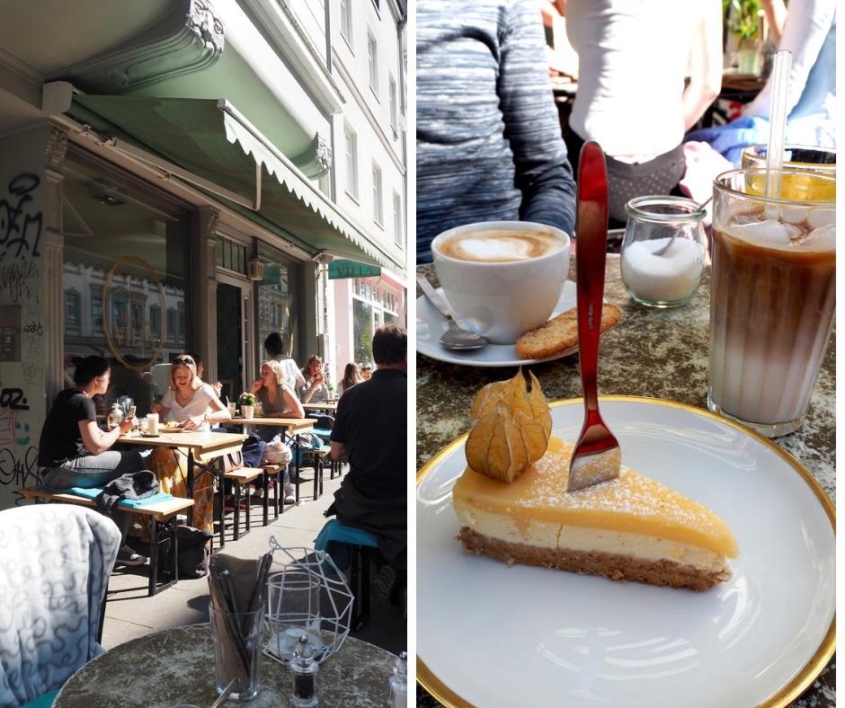 Gebak eten in Hamburg