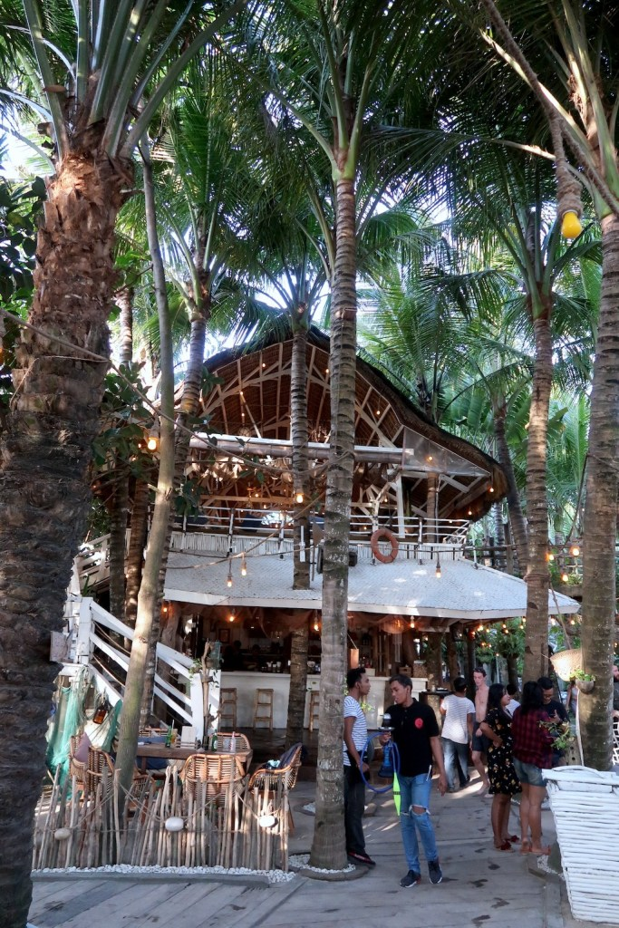 La Brisa beachclub Bali Canggu