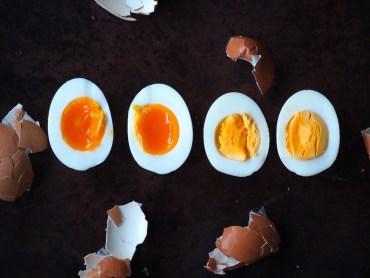 Instant pot eieren koken