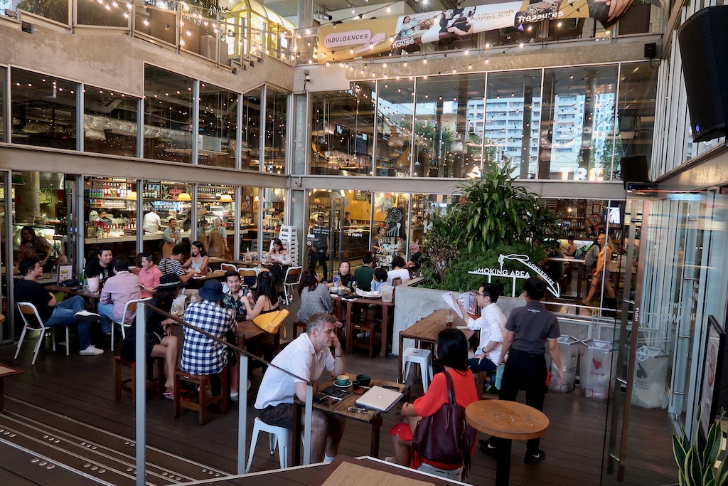 The Commons Mall Bangkok