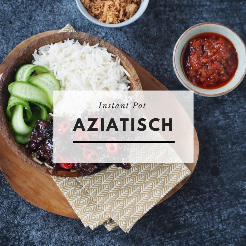 Instant Pot Aziatisch vlees pagina