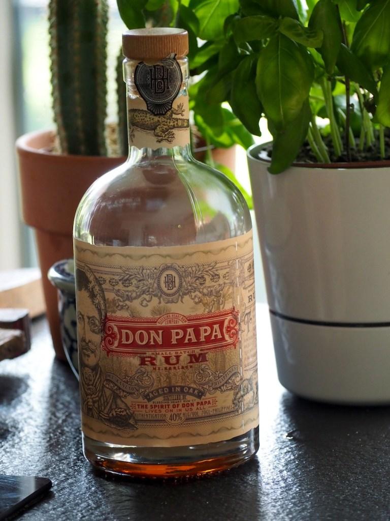 papa Rum voor vaderdag