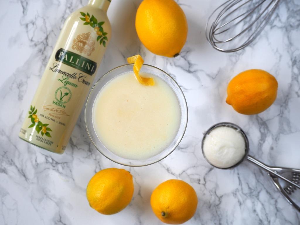 Limoncello Scroppino ingredienten