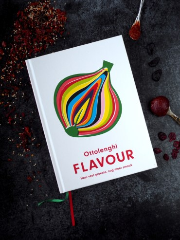 Review Ottolenghi Flavour kookboek